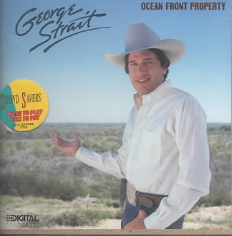 OCEAN FRONT PROPERTY BY STRAIT,GEORGE (CD)