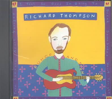 RUMOR & SIGH BY THOMPSON,RICHARD (CD)