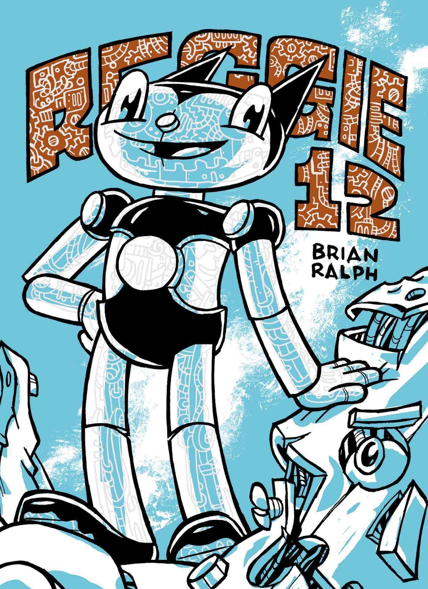 Reggie-12 By Ralph, Brian